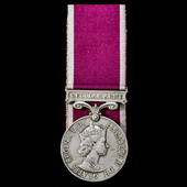 Regular Army Long Service and Good Conduct Medal, EIIR Dei.Grat. bust, awarded to Corporal A.G.R....