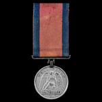 Union Brigade Charger's Waterloo Medal 1815, awarded to Private Hugh Carrigan, 6th or Inniskillin...