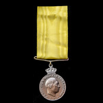 Greece: Army Long Service Decoration, Bronze Grade for Ten Years Service. Incorrect ribbon.