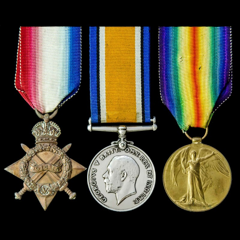 A Great War Defence of Vimy R. | London Medal Company
