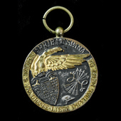 Spain - Republic of: Spanish Civil War Medal for the Campaign of 1936-1939. Without ribbon.