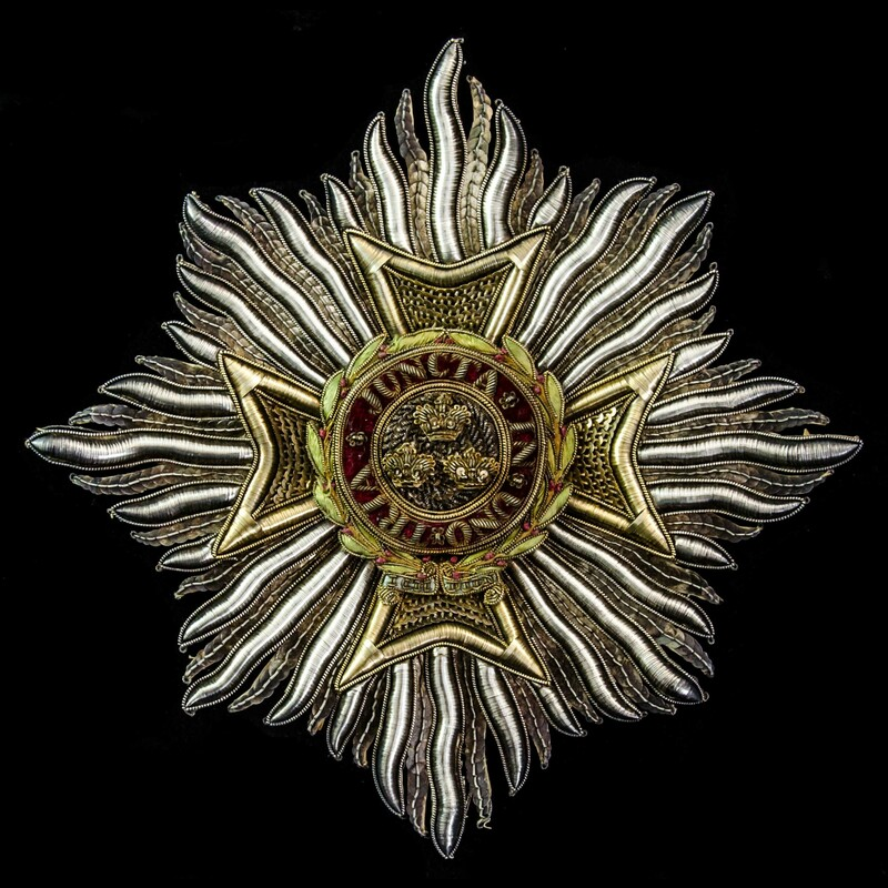 The Most Honourable Order of . | London Medal Company