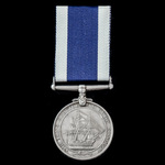 Royal Navy Long Service and Good Conduct Medal, GVI 1st type bust, awarded to Ordnance Artificer ...