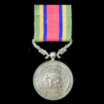 Thailand: Chakra Mala Medal for 15 Years Service in the Military or Police.