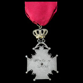 Netherlands: Circa 19th Century Medal possibly for the relating to the Music Corps for Ulft, a sm...
