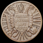 Austria - Empire: Commemorative Medal for the Imperial and Royal Aviation Troops, pre-First World...