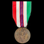 Italy: Medal for the War of Liberation 1943-45.