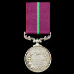 New Zealand Meritorious Service Medal, EIIR bust, a fine unnamed example.