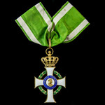 Germany – Imperial States – Saxony: Order of Albert, Commander 1st Class set of insignia, of extr...