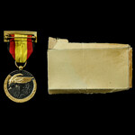Spain - Republic of: Spanish Civil War Medal for the Campaign of 1936-1939 in original beige box ...