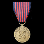 Belgium: Korean War Volunteer Medal 1950-1953. Scarce.