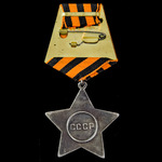 Russia – Soviet: A fine Cavalry NCO's Order of Glory 3rd Class awarded to Guards Sergeant Makar M...
