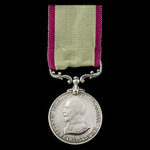 New Zealand Territorial Service Medal, GVR, an excellent unnamed example.