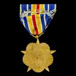 France: Medal for the War Wounded, Great War Period, Standard type, made by Arthur Bertrand.
