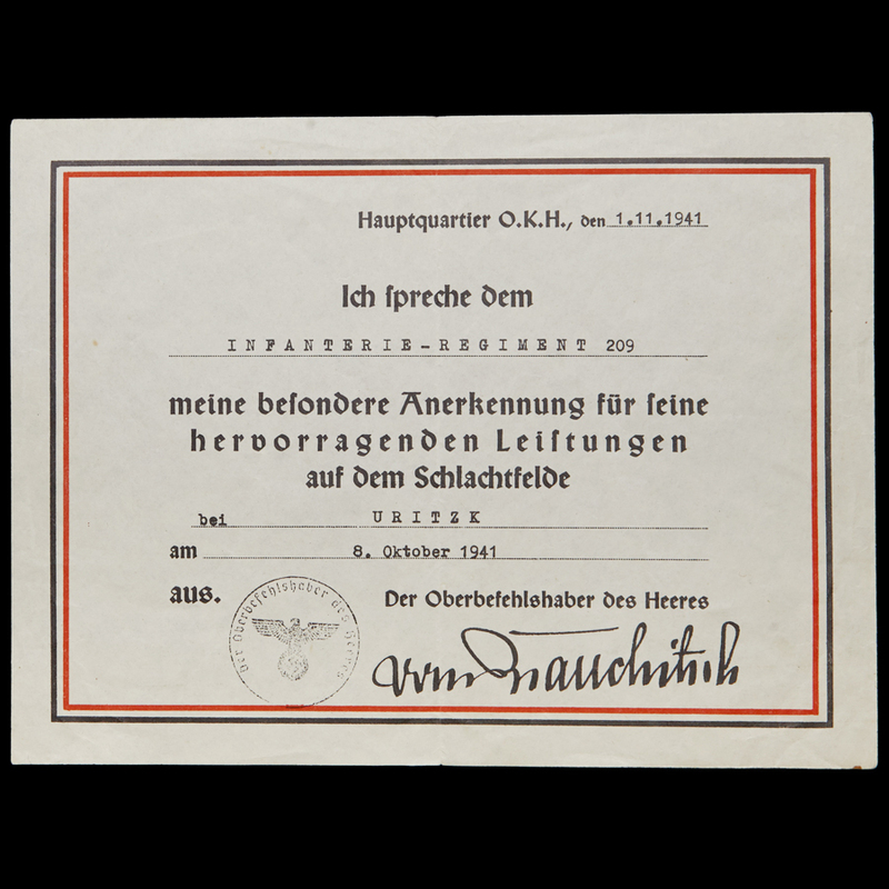 Germany – Third Reich: An ext. | London Medal Company