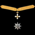 Greece - Kingdom of: Royal Order of the Phoenix, 2nd Class, Grand Commander Grade, King Paul 1947...