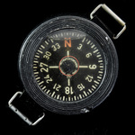 Germany - Third Reich: Luftwaffe Kadlec manufactured AK39 Wrist Compass, 1st pattern Fl. 23235 ma...