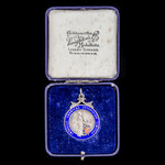 Imperial Chemical Industries Limited 25 Years Service Medal with its original fitted presentation...