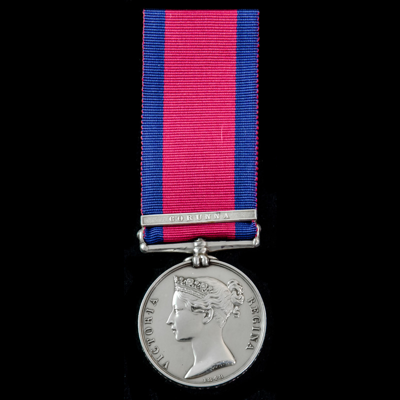 A scarce officer's Military G. | London Medal Company