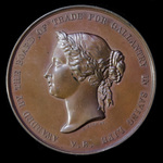 Atlantic Bay of Biscay Rescue Board of Trade Sea Gallantry Medal in Bronze, awarded to Donald McP...