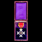Germany – Imperial – States: A fine example of Schaumburg-Lippe Honour Cross 3rd Class in gold an...