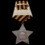 Russia – Soviet: A good Order of Glory 3rd Class awarded to Guards Senior Sergeant Ivan Alekseyev...