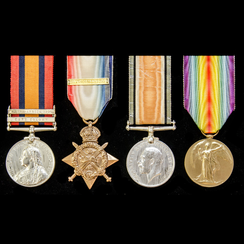 An interesting South Africa B. | London Medal Company