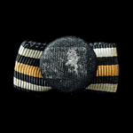 Germany - Imperial: Button hole ribbon badge for a First World War veteran and recipient of the I...