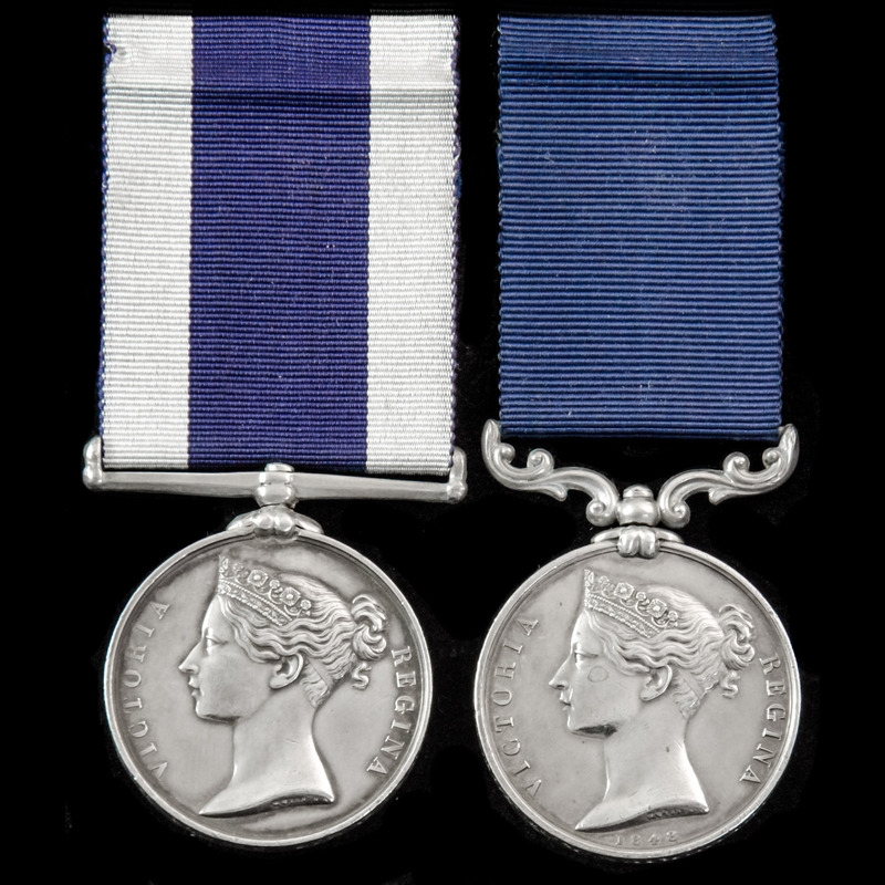The extremely rare wide suspe.   London Medal Company