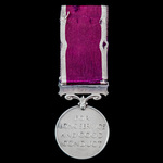 Regular Army Long Service and Good Conduct Medal, GVI, 1st type bust awarded to Warrant Officer C...