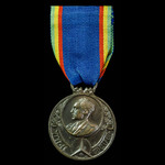 Ethiopia - Medal of the Patri.   London Medal Company