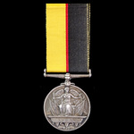 Queen's Sudan Medal 1896-1898, awarded to Private W. Russell, 1st Battalion, Seaforth Highlanders...