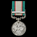 An India General Service Medal 1936-1939, 1 Clasp: North West Frontier 1936-37, awarded to Tailor...