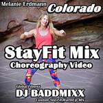Melanie's 9Min Stay Fit WarmUp 132Bpm