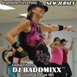 DJ Baddmixx - Jeannine Bang The Party 6Min WarmUp 130-150Bpm