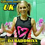 Sally's Gettin Jiggy 7Min WarmUp 128Bpm