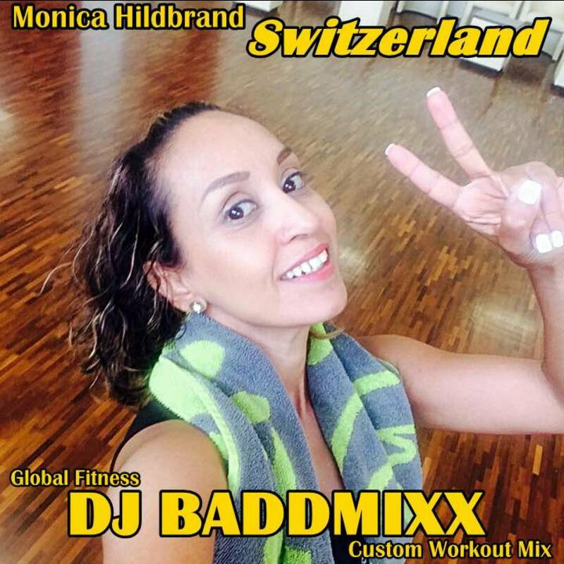 DJ Baddmixx - Monica Has Fun . | DJ Baddmixx