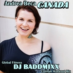 Andrea Is Krazy 10Min WarmUp 130Bpm