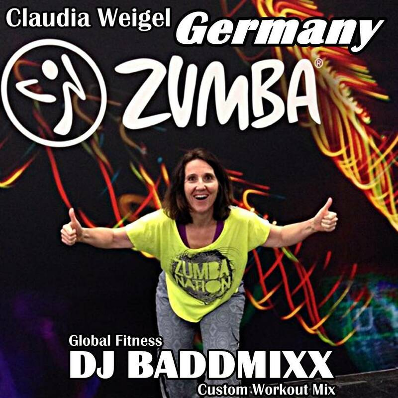 Claudia's 10Min Dance For Cha. | DJ Baddmixx