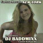 DJ Baddmixx - Carissa On Fire 7Min WarmUp 133-151Bpm