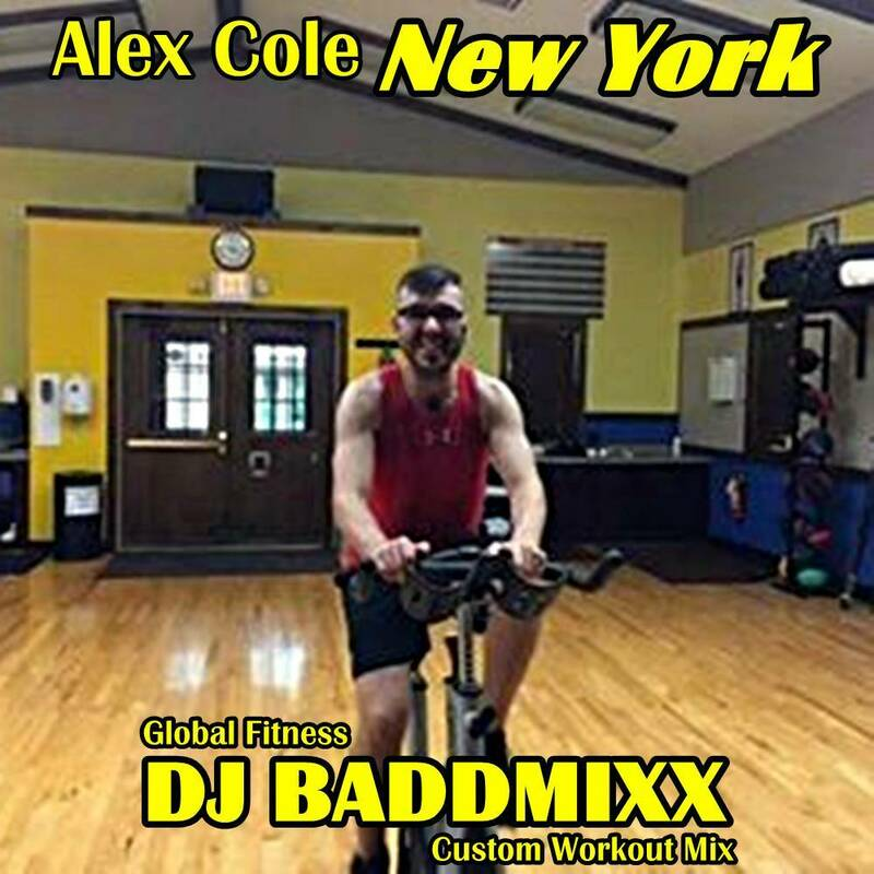 Alex Is Intoxicated 5Min Warm. | DJ Baddmixx