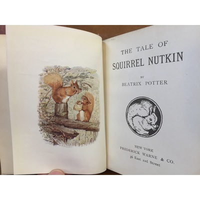 The Tale of Squirrell Nutkin
