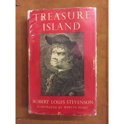 Treasure Island (Mervyn Peake illus.)