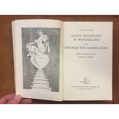Alice's Adventures in Wonderl. | Marchpane