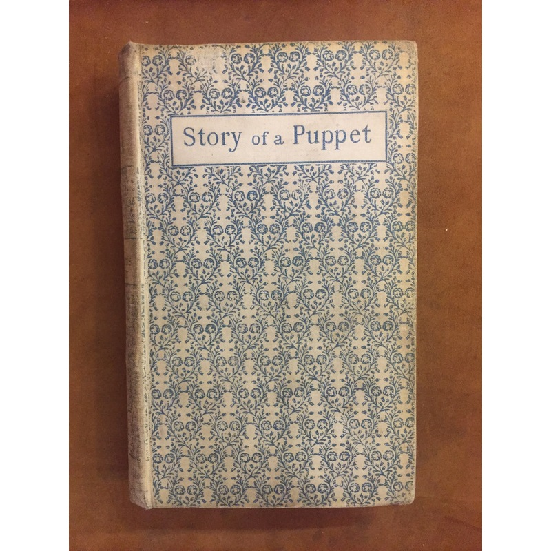 The Story of a Puppet The Adv. | Marchpane