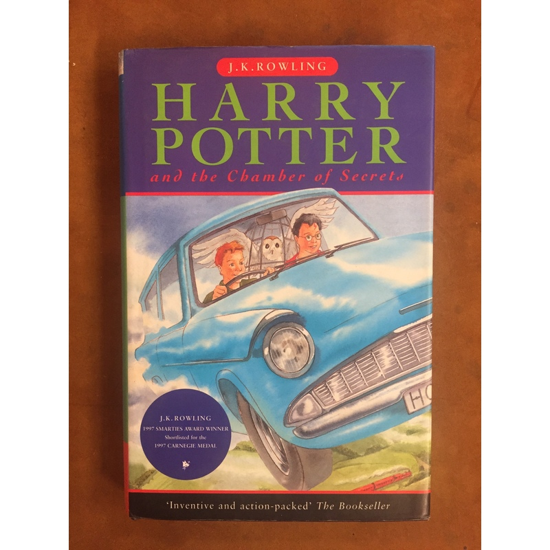 Harry Potter and the Chamber .   Marchpane