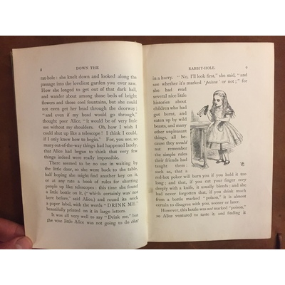 [People's Edition] Alice's Adventures in Wonderland (112th Thousand)