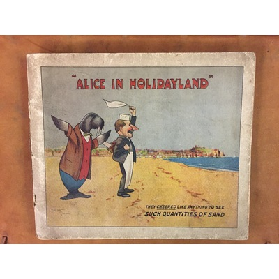Alice in Holidayland(parody)