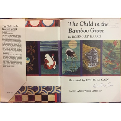 The Child in the Bamboo Grove (signed by le Cain)
