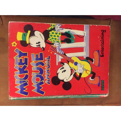 Mickey Mouse Annual (1935/36)